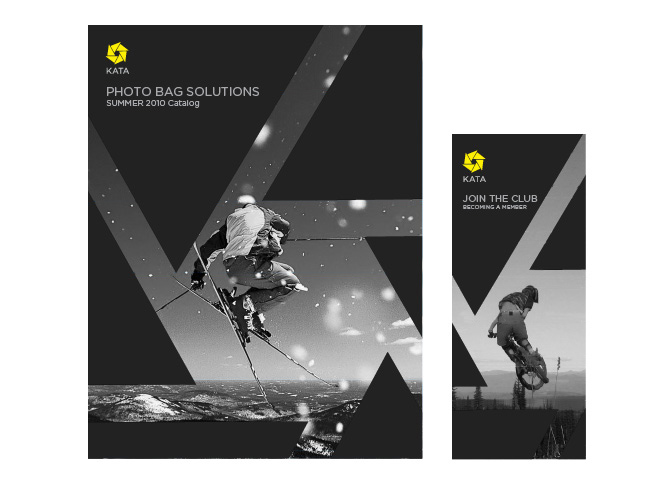 KATA Catalog and Brochure Covers